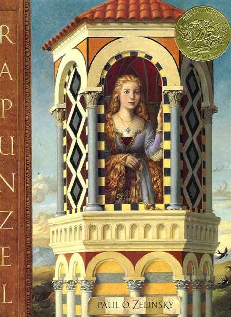 rapunzel picture book paul zelinsky rapunzel book review thoughts