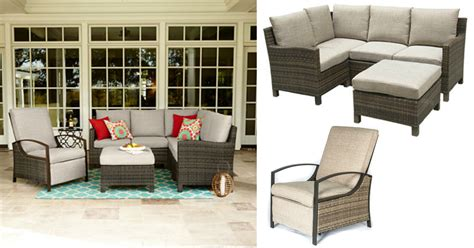 jcpenny patio furniture jcpenney up to 75 patio furniture 30 100 orders awesome deals hip2save
