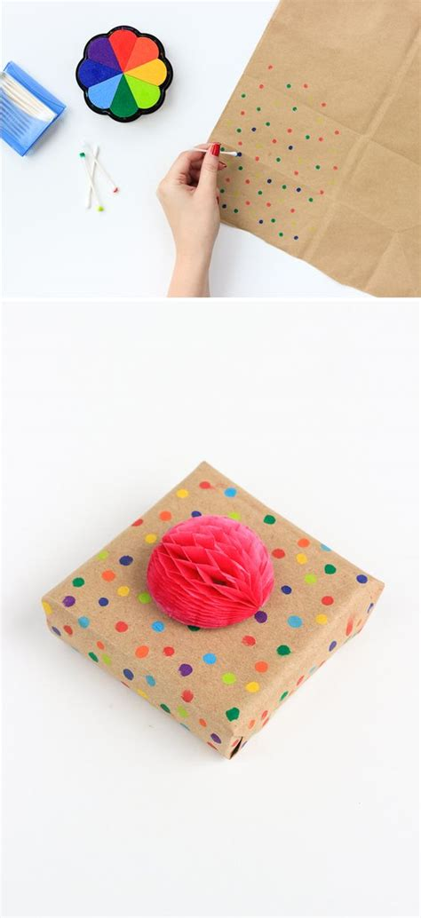 24 last minute diy gift wrapping ideas