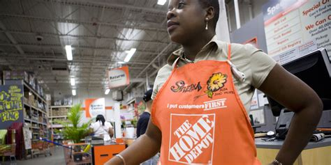 home depot paint associate pay home depot shifts coverage for part time workers to