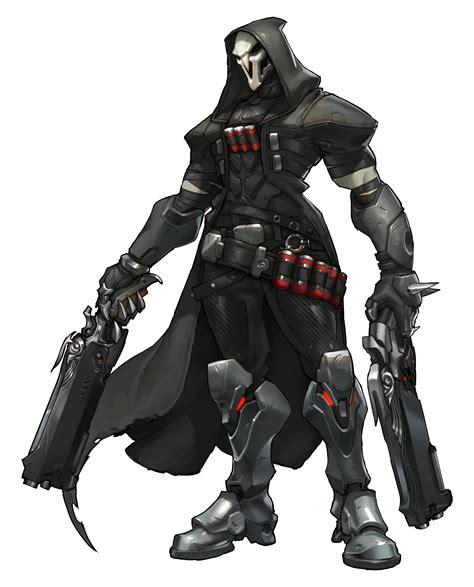 overwatch reaper minecraft skin