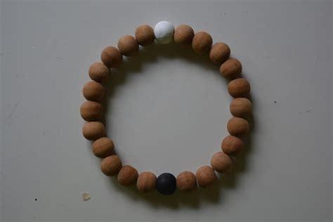 wooden bead bracelets lokai inspired bracelet 183 how to bead a wooden bead
