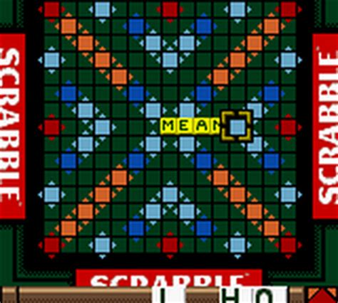 scrabble to play free play scrabble nintendo boy color play retro
