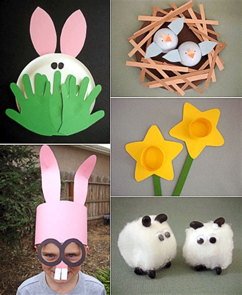 simple easter crafts for mollymoocrafts easter crafts mollymoocrafts