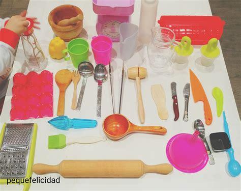 utensilios de cocina para ni os pequefelicidad utensilios adaptados ideas y libros para