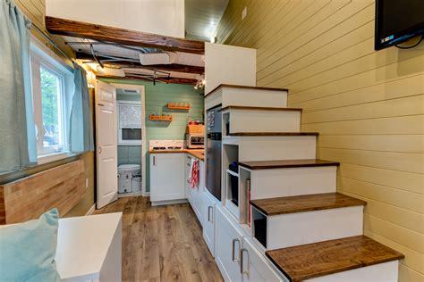 tiny home interiors custom finished tumbleweed mobile tiny house idesignarch