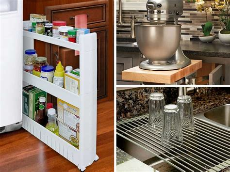 clever kitchen ideas 29 clever kitchen organization ideas and gadgets