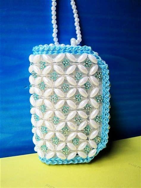 diy beaded bags diy handmade beaded hook bags fashion portable s