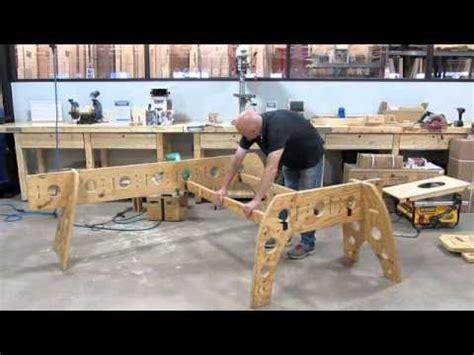 portable woodworking shop http www basswoodmodular