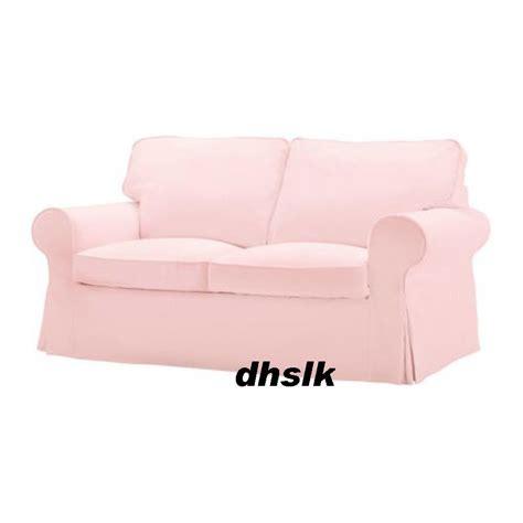 pink sofa slipcover ikea ektorp 2 seat sofa slipcover loveseat cover blekinge