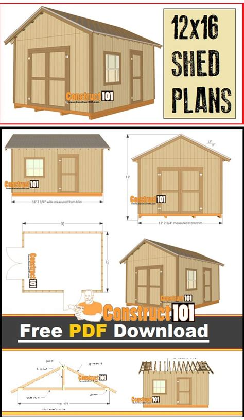 shed building plans best 25 shed plans ideas on how to build