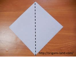 origami land origami how to fold an ohina sama a doll origami land