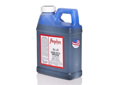 angelus paint for suede angelus dyes paint blue 1pt suede dye leather paint