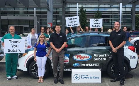 Byers Subaru Columbus Ohio by Columbus Oh Subaru Promise Byers Airport Subaru