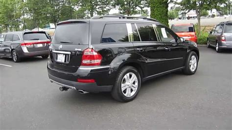 2007 Mercedes Gl450 Reviews by 2007 Mercedes Gl450 Black Stock 731031