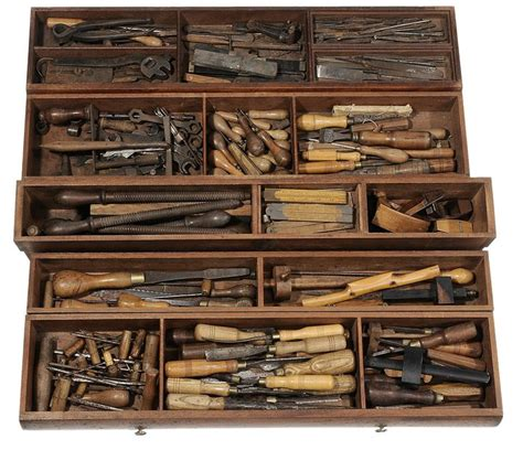 woodworking tools auction carpenters tool box for sale woodworking projects plans