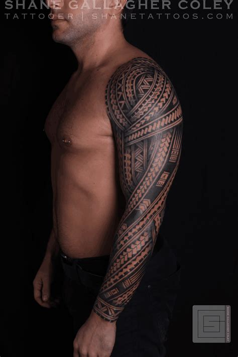 shane tattoos