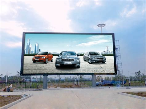 outdoor displays outdoor led display market by technology color display