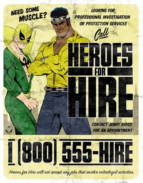 for hire heroes for hire by mikemahle on deviantart