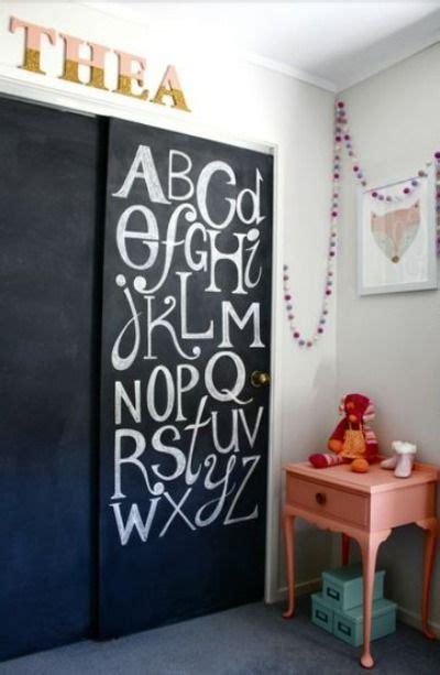 chalkboard paint nursery diy feature wall baby nursery creative chalkboard paint