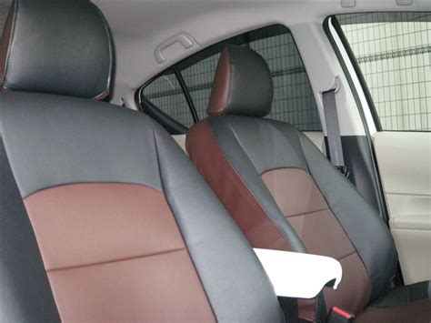 prius leather seat covers toyota prius c aqua genuine rhd like leather seat covers nhp10 jdm 2012 2013