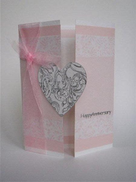make an anniversary card best 25 anniversary cards ideas on