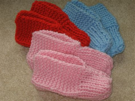 knit slippers pattern chipmunknits knitting tv slippers