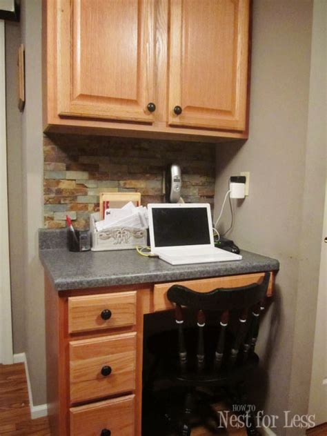 small kitchen desk ideas kitchen amazing small kitchen desk ideas home office