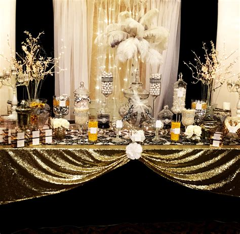 great themes prom poshness great gatsby theme pinteres