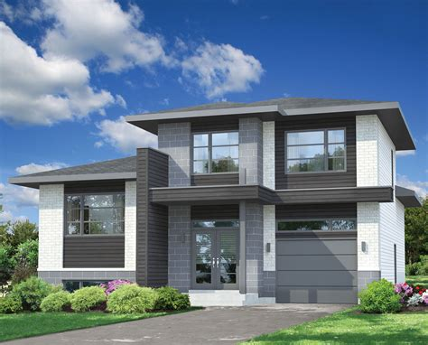 split level contemporary house plan 80789pm 1st floor split level contemporary house plan 80779pm 1st floor master suite butler walk in pantry