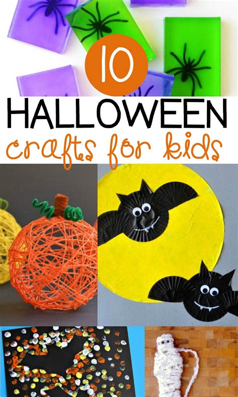 haloween crafts for 10 crafts for the kindergarten connection