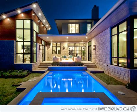 house with swimming pool 15 lovely swimming pool house designs decoration for house