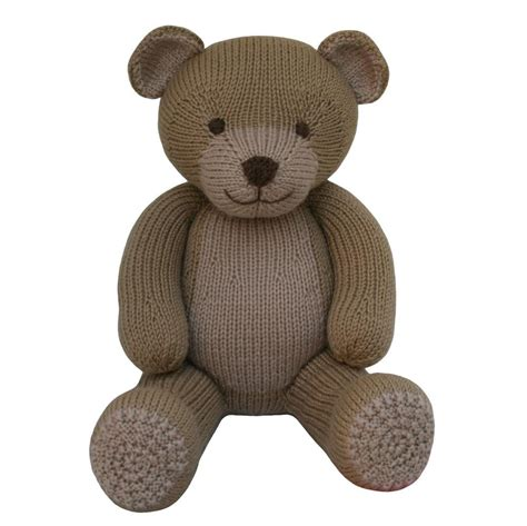 knit teddy bring on the cuddles 7 knitted animals to