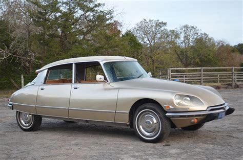Citroen Ds21 by 1972 Citroen Ds21 For Sale 69915 Mcg