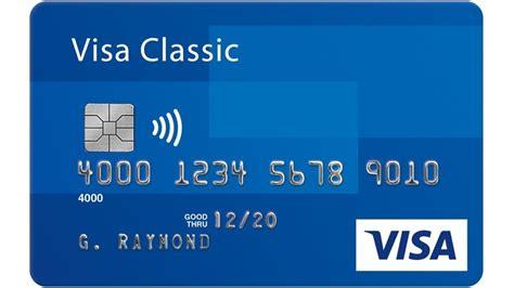 how to make visa card visa classic gold platinum canada visa