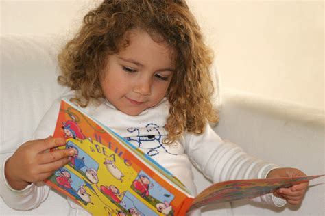child reading book picture understanding deployment books for children my