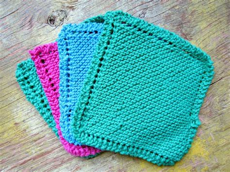 easy knitted dishcloth knitted dishcloth tutorial knitting