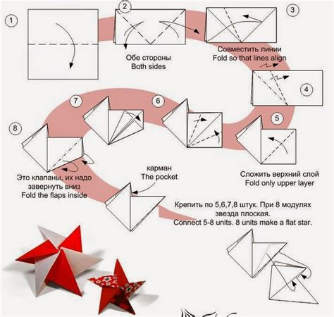 directions for origami origami for