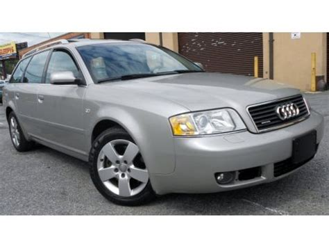 2002 Audi A6 Specs by 2002 Audi A6 3 0 Quattro Avant Data Info And Specs