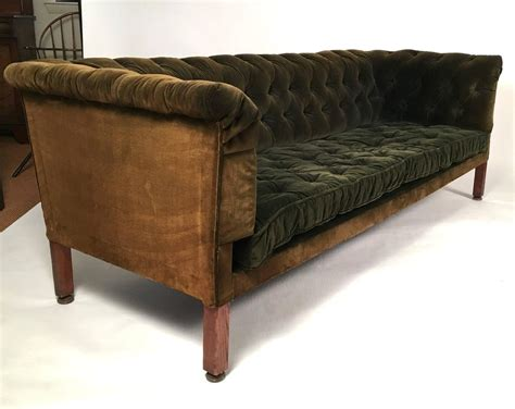 green velvet tufted sofa houseofaura velvet tufted sofa 19th century green