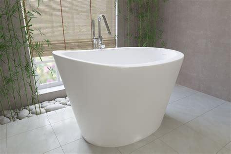 Bathroom Sink Overflow by Aquatica True Ofuro Freestanding Stone Japanese Soaking