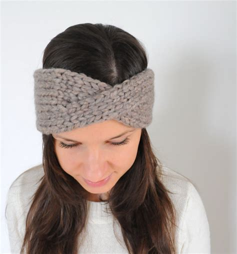 how to knit hair band popular knit ear warmer buy cheap knit ear warmer lots