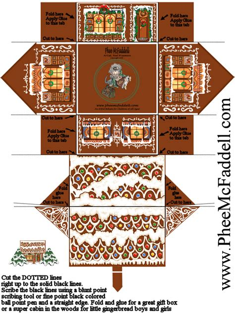 gingerbread house paper craft 1000 images about all about gingerbread on