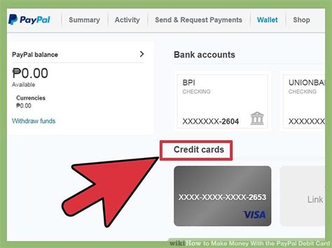make money without credit card how to get money on paypal without a credit card infocard co