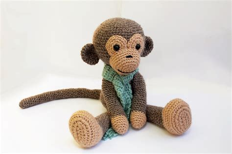 how to knit a stuffed animal pattern monkey amigurumi monkey pattern crochet