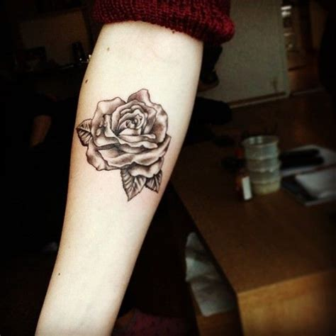 tattoo forearm rose tattoo ideas pinterest