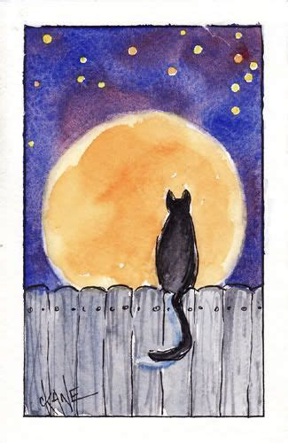 simple cat painting ideas 25 best ideas about nature paintings on