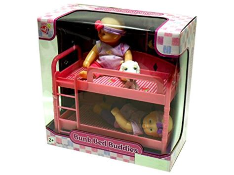 bunk bed buddies bunk bed buddies baby doll playset by lovee 2 dolls