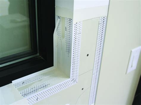 tear away bead for drywall tear away l bead trim tex drywall products
