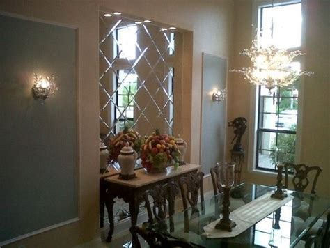 wall mirrors for dining room mirror wall